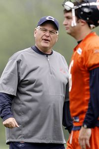 Mike Martz & Jay Cutler