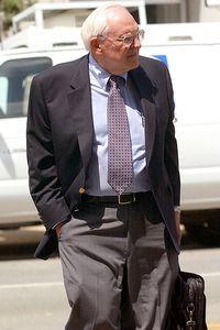 Former SEC Comissioner Roy Kramer