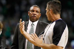 Doc Rivers and Greg Willard