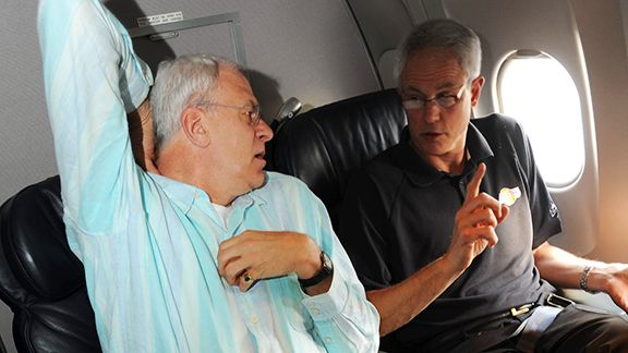 Phil Jackson, Mitch Kupchak