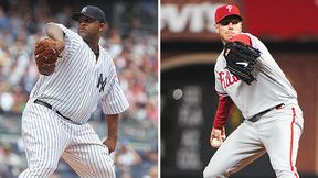 CC Sabathia and Roy Halladay