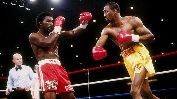 Tommy Hearns & James Kinchen