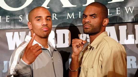 Andre Ward and Allan Green