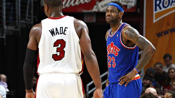 Wade/LeBron