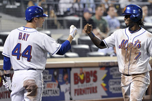 Jason Bay & Jose Reyes