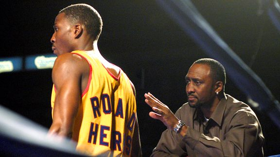 Ronald Hearns and Thomas Hearns
