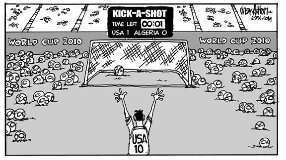 World Cup Cartoon