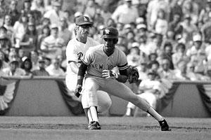 LA Dodgers 1981 WS