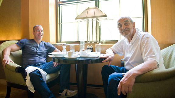 Dan Fegan and Sonny Vaccaro