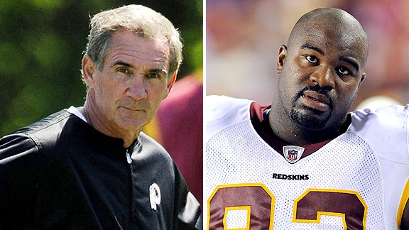 Mike Shanahan/Albert Haynesworth