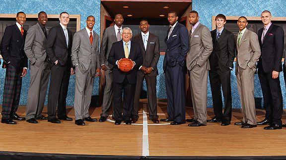 2010 Draft Class