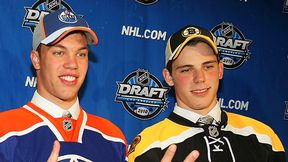 Taylor Hall and Tyler Seguin