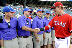 TCU and Rangers