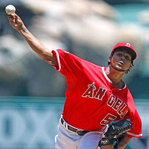 Ervin Santana Angelinos