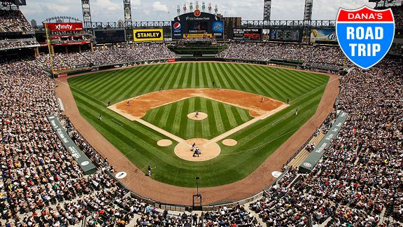 Cellular Field (Road Trip)