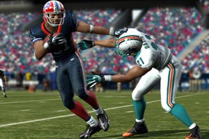 "Spiller's on-field speed will also be apparent in ""Madden NFL 11"
