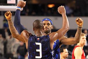 Dwyane Wade/LeBron James