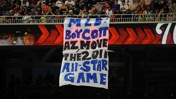 All-Star Game boycott