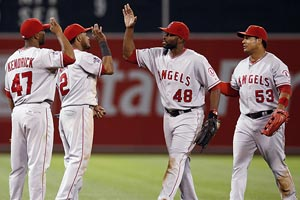 Angels Celebrate