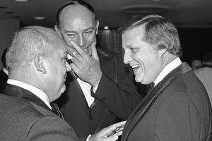 Don Zimmer, Haywood Sullivan, George Steinbrenner
