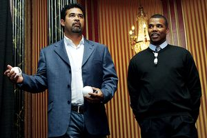 Ozzie Guillen & Ken Williams