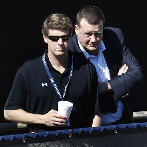 Hank and Hal Steinbrenner