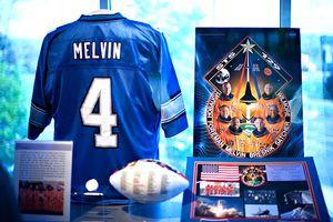 Leland Melvin