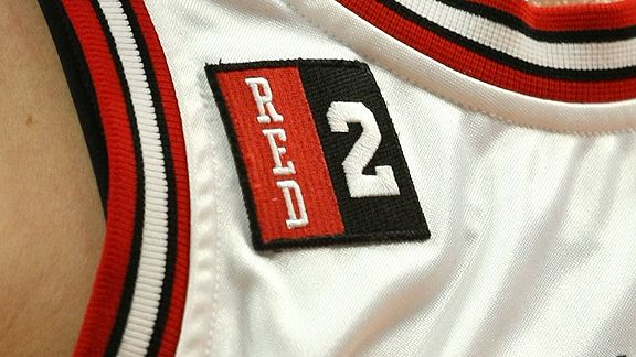 Johnny 'Red' Kerr tribute