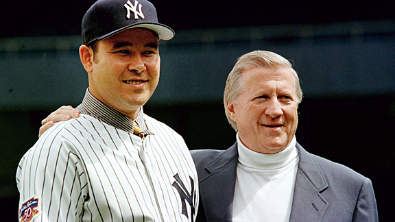 George Steinbrenner Is Being Mourned By The Baseball World So Page
