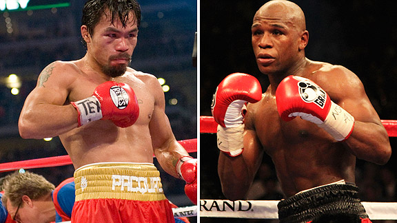 Manny Pacquiao/Floyd Mayweather Jr.