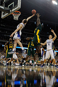 Baylor Bears and Duke Dlue Devils