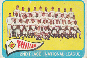 Phillies Card