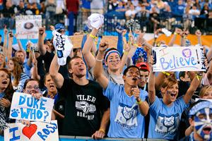 Butler fans