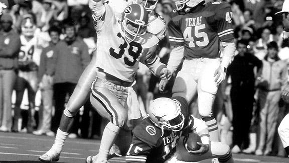 1984 Texas-Georgia Cotton Bowl