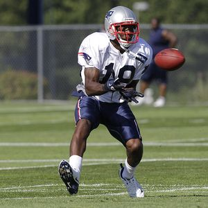 AP Photo/Charles Krupa Brandon Tate was one of several young players