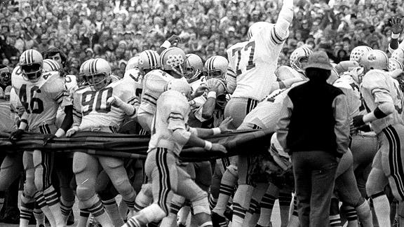 1973 Ohio State-Michigan game