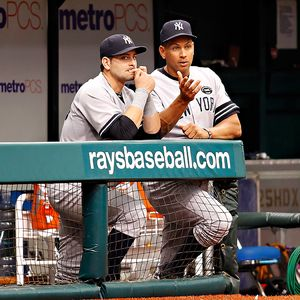 Francisco Cervelli/Alex Rodriguez