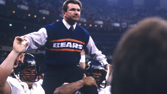 Mike Ditka remains a beloved figure in Chicago, 25 years after winning Super Bowl XX.