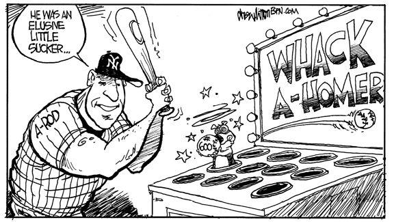 A-Rod Cartoon