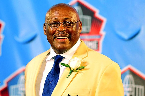 Andrew Weber US Presswire Floyd Little who played his last pro game in 1975