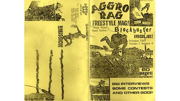 Aggro Rag issue 8.