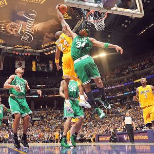 Lakers-Celtics