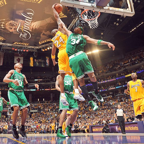 Nba Finals ESPN - Photos - Celtic...