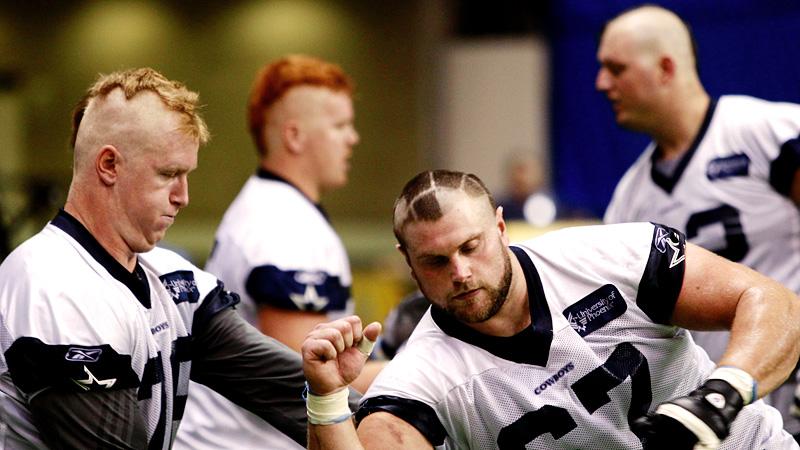 NFL Rookie Hazing - NFL Rookie Hazing - ESPN