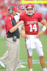 Sam Bradford and Josh Heupel