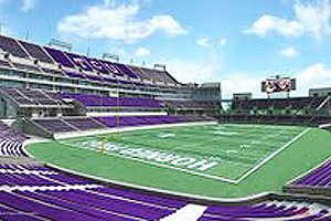 Tcu To Upgrade Stadium College Football Nation Blog Espn