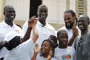 NBA Players in Senegal
