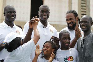 NBA Players in Senegal