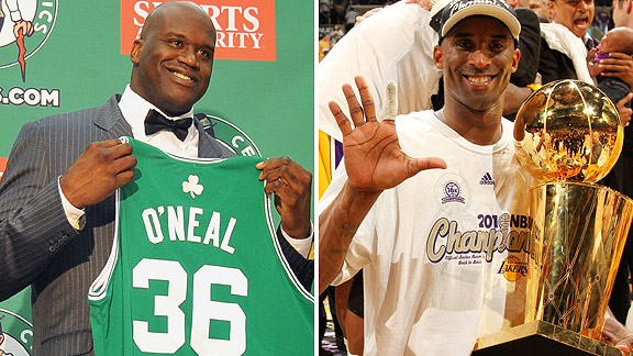 Shaquille O'Neal/Kobe Bryant