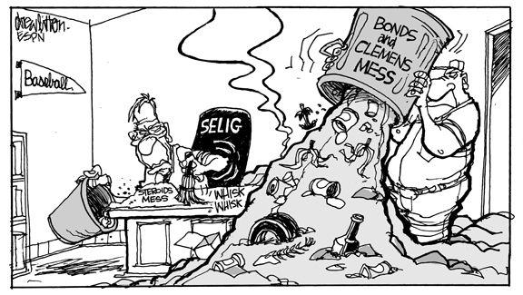 Clemens Cartoon